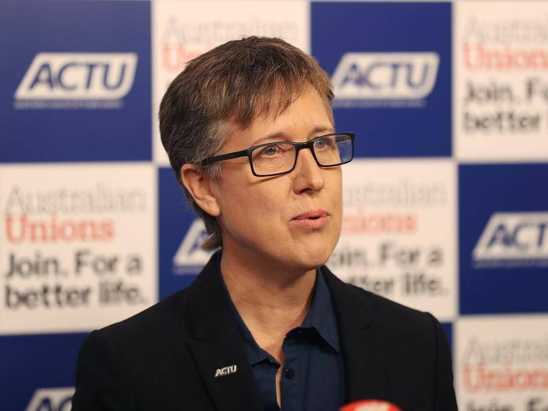Sally McManus will make a renewed employment reform pitch during a National Press Club speech.